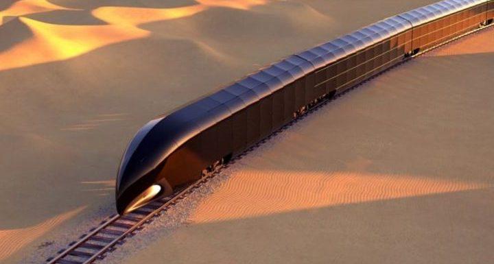 G-Train: Ein Luxuszug um 350 Millionen Dollar