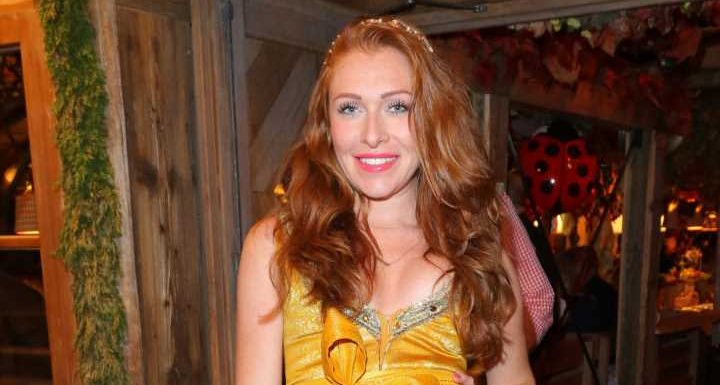 Georgina Fleur: Goldig! Neue Aufnahmen ihrer Tochter