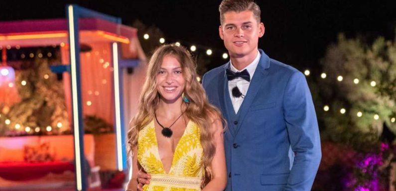 """Gönnen Finalisten Isabell und Robin den """"Love Island""""-Sieg?"""