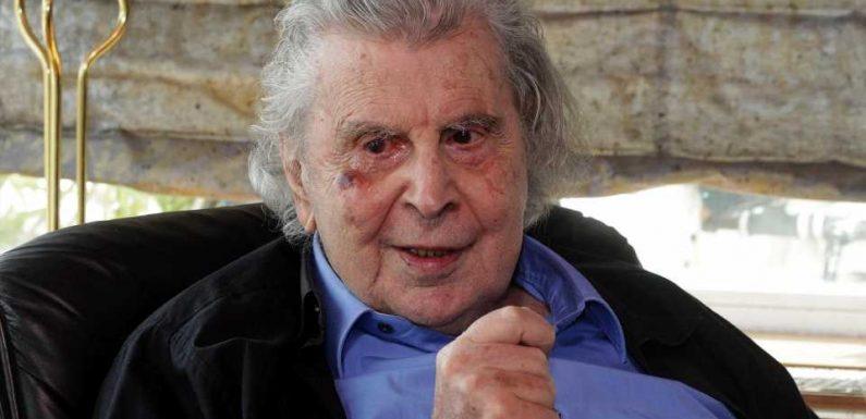 Griechischer Starkomponist Mikis Theodorakis ist tot