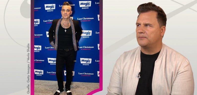 Guido Maria Kretschmer: Sein Erlebnis mit Robbie Williams