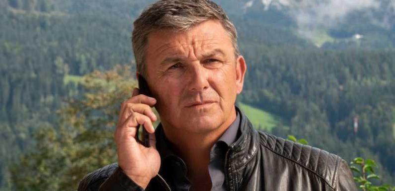 Hans Sigl: Trauriges Aus! Jetzt muss der Bergdoktor ganz stark sein | InTouch