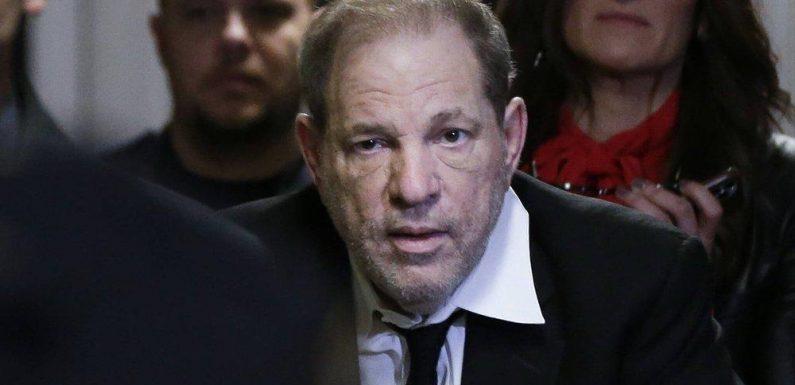 Harvey Weinstein plädiert in neuem Prozess auf nicht schuldig