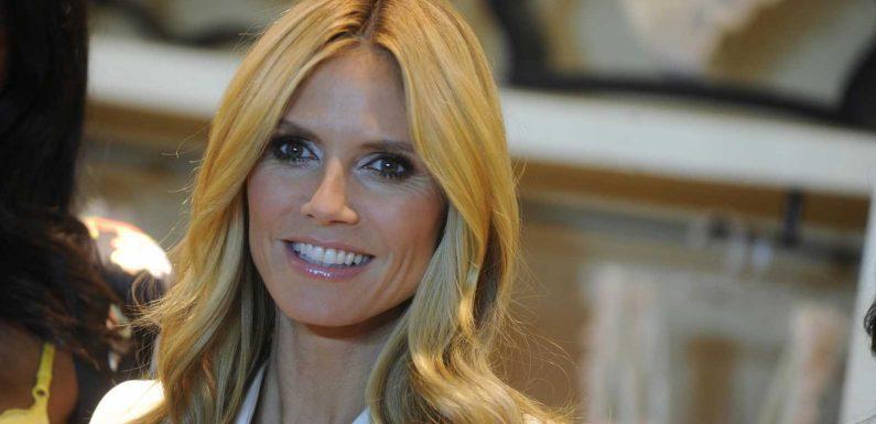 "Heidi Klum postet Throwback: ""Little Heidi in Venice"""