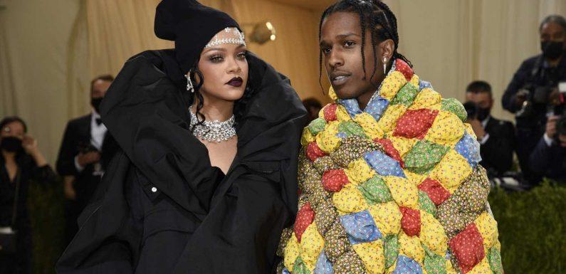 Heißes Pärchen-Debüt: Rihanna & A$AP Rocky machen Liebe auf dem Red Carpet offiziell