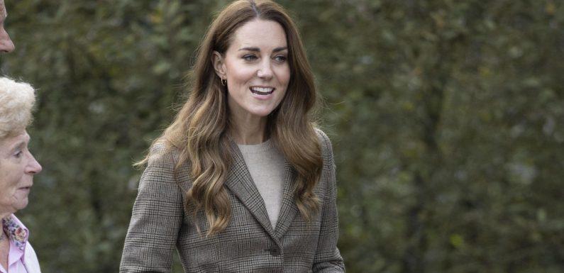 Herzogin Kate: Dieses süße Video zeigt, wie ihre Kids am Zaun auf sie warten