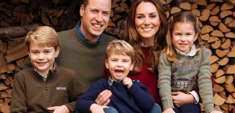 Herzogin Kate und Prinz William: Dieses Hobby haben sie Kindern weitergegeben