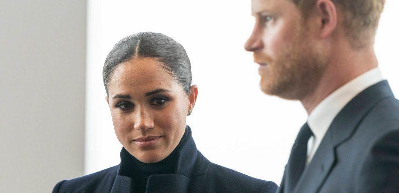 Herzogin Meghan: Krasse Enthüllung! Ist alles Prinz Harrys Schuld?   InTouch