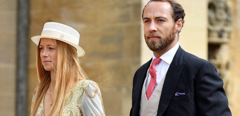 James Middleton + Alizée Thevenet: Das steckt hinter dem Brautkleid