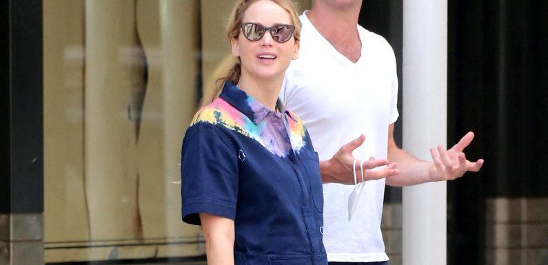 Jennifer Lawrence: Schluss mit dem Versteckspiel! Endlich zeigt sie ihren Babybauch