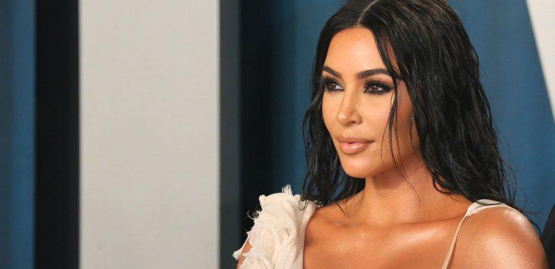 Kim Kardashian: Im Fetisch-Look bei der New York Fashion Week