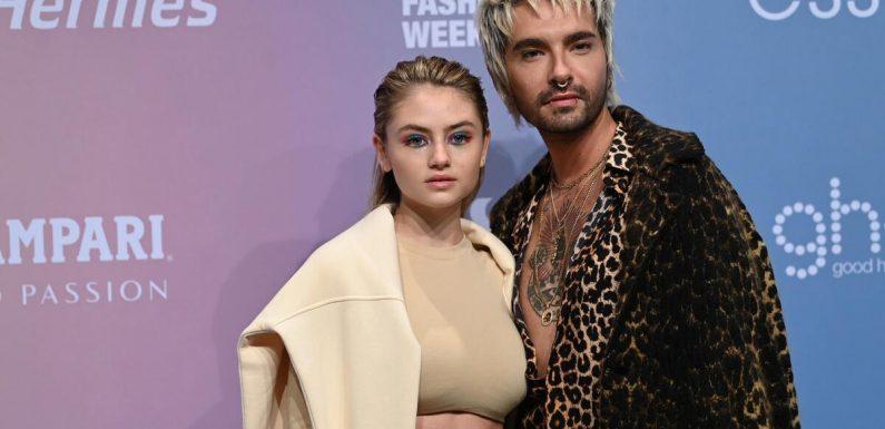 """Klotzen statt Kleckern auf der """"About You"""" Fashion Week: Leni Klum auf Catwalk"""