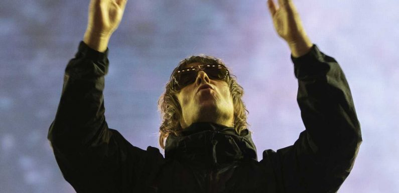 Konzertabsage: Oasis-Sänger stürzt mit Helikopter ab