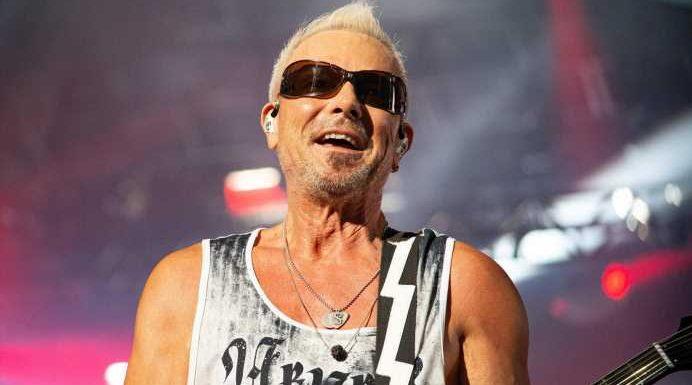 Kult-Rocker Scorpions feiern ihr Comeback