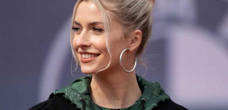 Lena Gercke: Tochter Zoe kann schon laufen