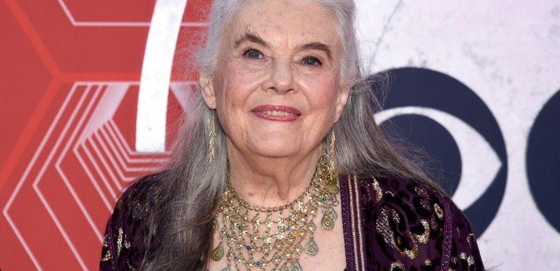Lois Smith gewinnt Tony Award als älteste Schauspielerin