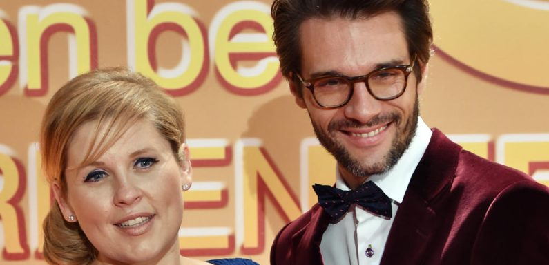 """Maite Kellys Ex-Mann Florent Raimond zeigt zum ersten Mal sein Baby: """"Leben verändert!"""""""