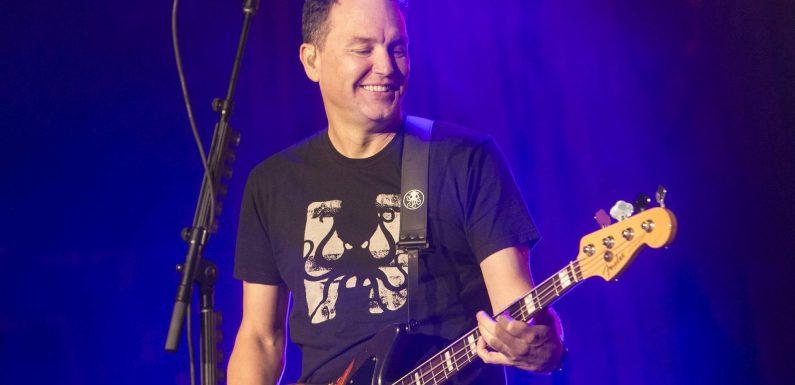 Mark Hoppus von Blink-182 ist geheilt