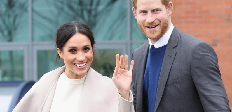 Meghan und Harry sorgen auf Cover für Verwunderung