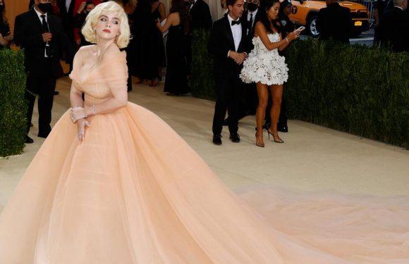 Met Gala 2021: Billie Eilish strahlt in glamouröser Traumrobe