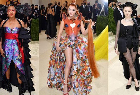 Met Gala 2021: Schönste, schlimmste und skurrilste Outfits der Stars
