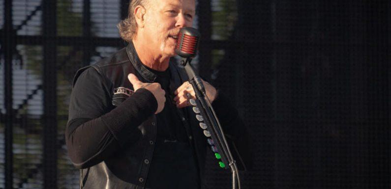 Metallica: Produzent Bob Rock half ihnen