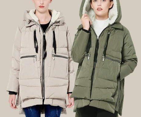 Mode-Trend 2021: Diese Winterjacke geht im Netz durch die Decke!