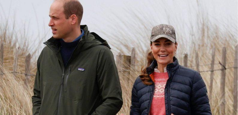 Näher an die Queen? Prinz William + Herzogin Catherine sollen Umzug nach Windsor planen