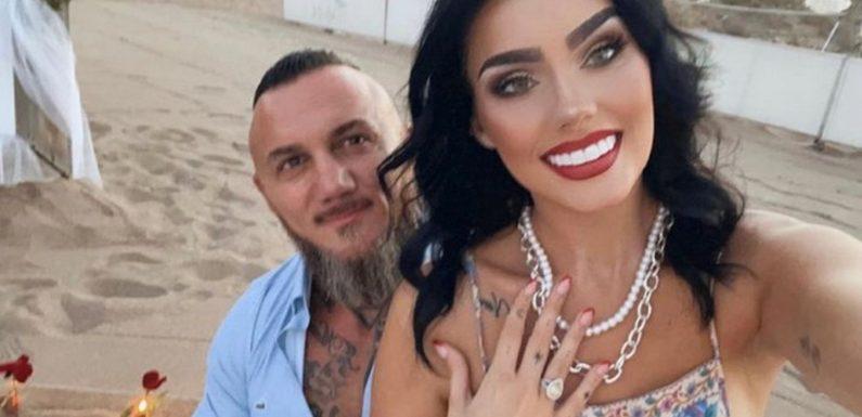 Nathalie Volk: Im Interview gibt sie Details zur Verlobung preis