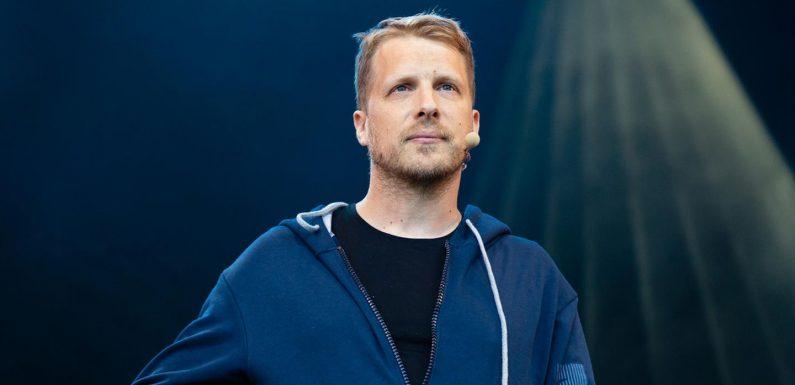 Oliver Pocher: Eklat auf Festival! Er wird von der Polizei abgeführt