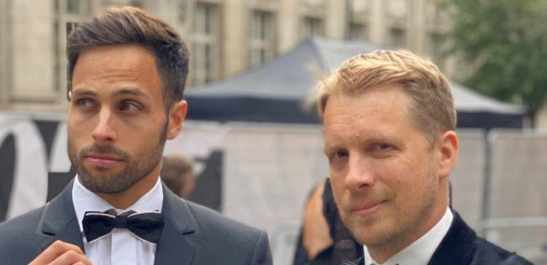 Oliver Pocher: Mit Amiras Bruder auf geheimer Bond-Mission