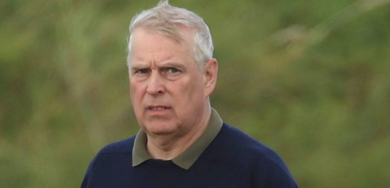 Prinz Andrew: Jagd-Party in Balmoral kurz vor Gerichtsprozess