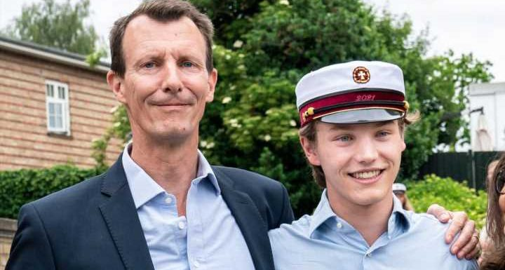 Prinz Felix: Nach nur einem Monat bricht er auch Militärausbildung ab