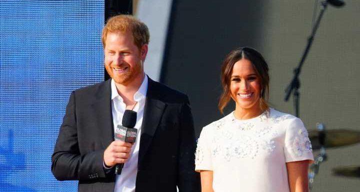 Prinz Harry + Herzogin Meghan: Das sticht beim finalen Auftritt in New York heraus