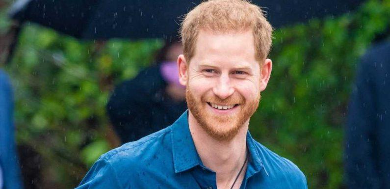 Prinz Harry überrascht mit seinem Auftritt bei den GQ-Awards