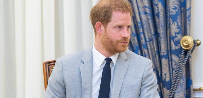 Prinz Harry zeigt in Videobotschaft einen neuen Raum in seinem Zuhause