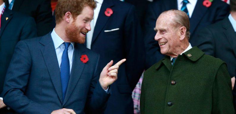 Prinz Philip: Er sorgte sich um Prinz Harrys Afghanistan-Einsatz