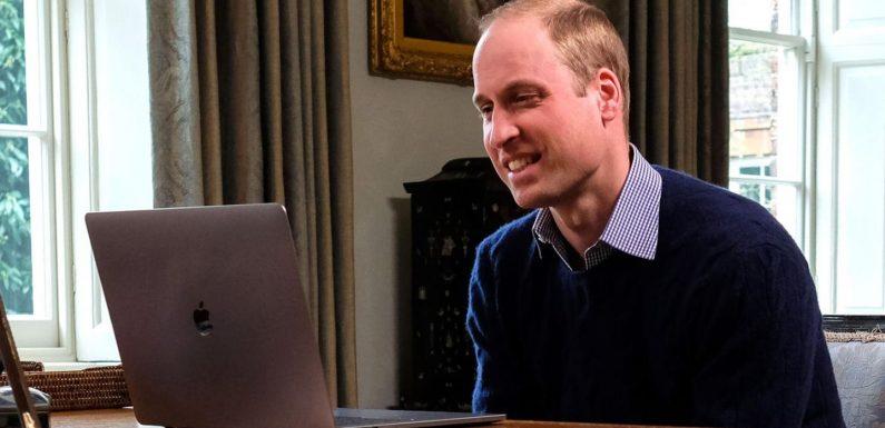 Prinz William: So berührend ist diese kleine Hommage an seinen verstorbenen Großvater