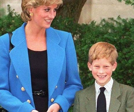Prinzessin Diana (†36): Geständnis über Harry ist ein Stich ins Herz für William
