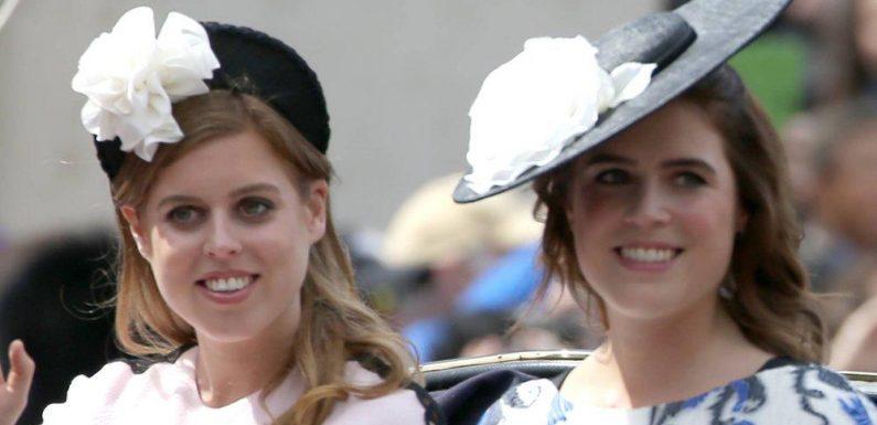 Prinzessin Eugenie: Süße Baby-Glückwünsche an ihre Schwester