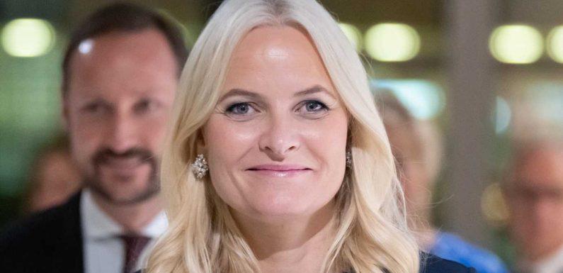 Prinzessin Mette-Marit spricht über ihr Leben mit Lungenfibrose
