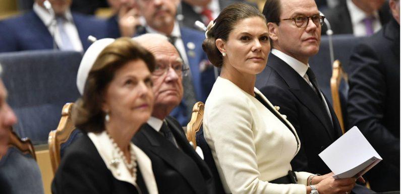 Prinzessin Victoria + Co.: Während TV-Übetragung werden sie gedemütigt