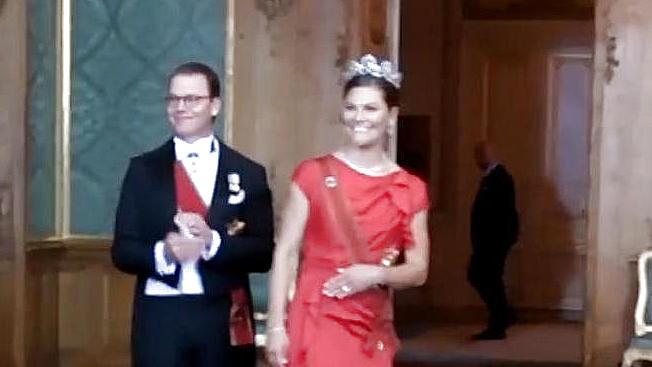 Prinzessin Victoria verpasst Fototermin mit Bundespräsident Steinmeier