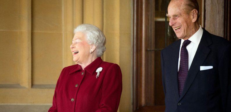 Queen Elizabeth + Prinz Philip: Schwarzer Humor! Sie liebten das Chaos