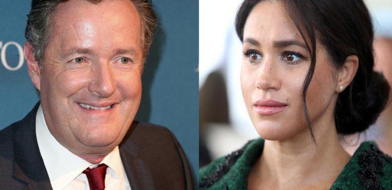 Rückschlag für Herzogin Meghan im Streit mit Moderator Piers Morgan