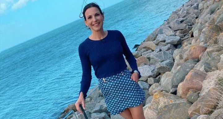 Sabrina Mockenhaupt: Nasse Nixe! Ihre Urlaubsfotos verzaubern die Fans