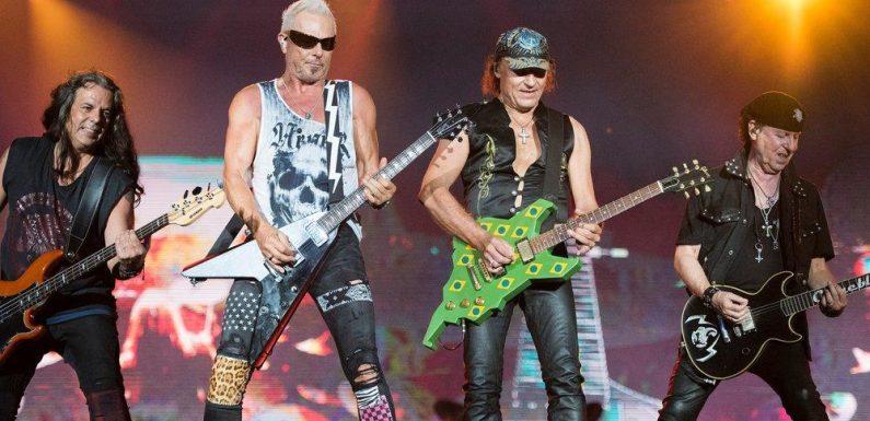 Scorpions kommen mit neuem Album und Welttournee zurück