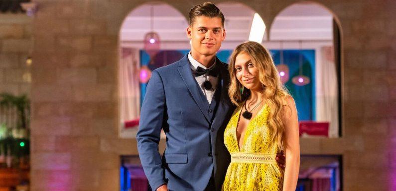 """Sieger-Couple: Isabell und Robin gewinnen """"Love Island"""""""