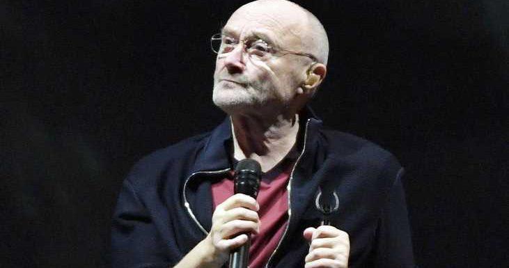"Sorge um Phil Collins: ""Es ist sehr frustrierend"""