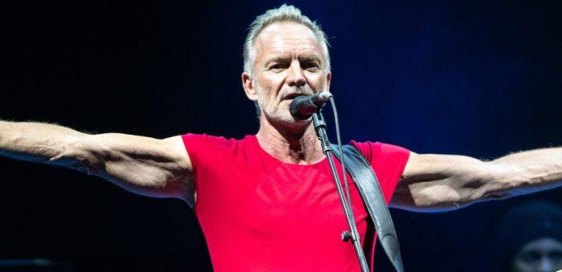 """Sting kündigt neues Album """"The Bridge"""" für 19. November an"""